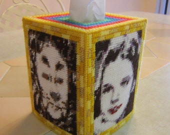 Wizard of Oz Tissue Topper