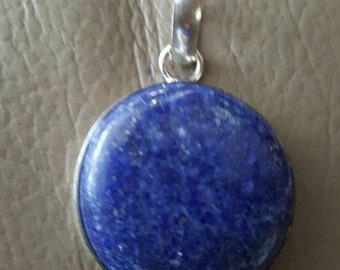Lapis Lazuli  Pendant!