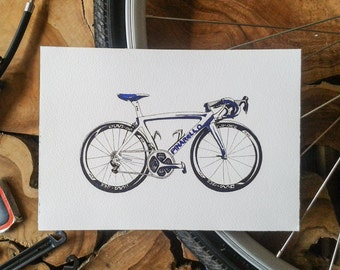 Handmade - Tour de France Race Bike - Pinarello Dogma F8