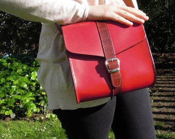 Viorna Red Bag