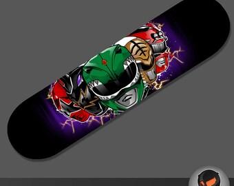 The Legend Skate Deck
