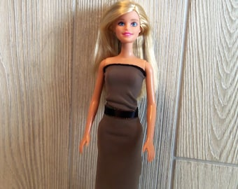 Barbie clothes / Barbie Dress / handmade