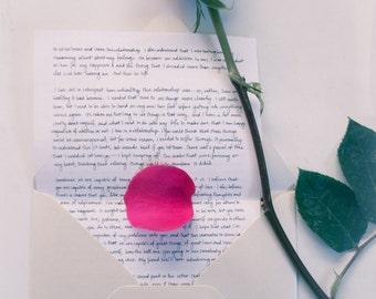 Tri | Three Envelopes