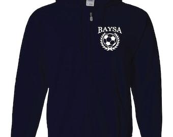 Baysa Zipper Hoodie