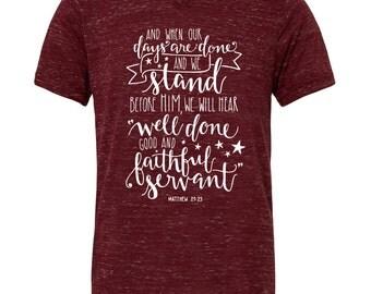 Christian shirt for her - gift for her - faith shirt for her - Jesus shirt - woman Bible shirt - woman bible verse shirt - faith apparel
