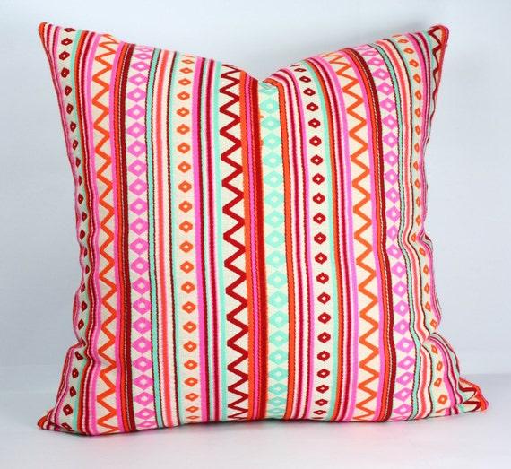 Decorative Pillow Placement : Geometric jaquard decorative cushion geometric pillow covers