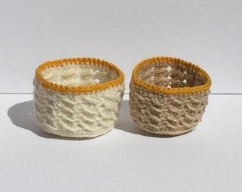 Small Nesting Baskets