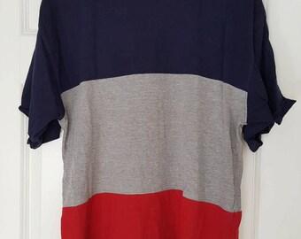 Cool minimal t-shirt NORTH WEST vintage