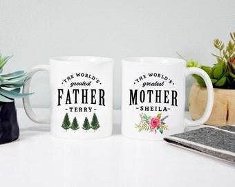 mom and dad mug set new mom and dad mugs mom and dad