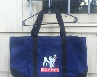 XL BIG DOGS tote