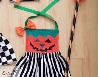 Baby and toddler  Halloween Outfit, First Halloween, Custom Halloween outfits, Halloween Romper