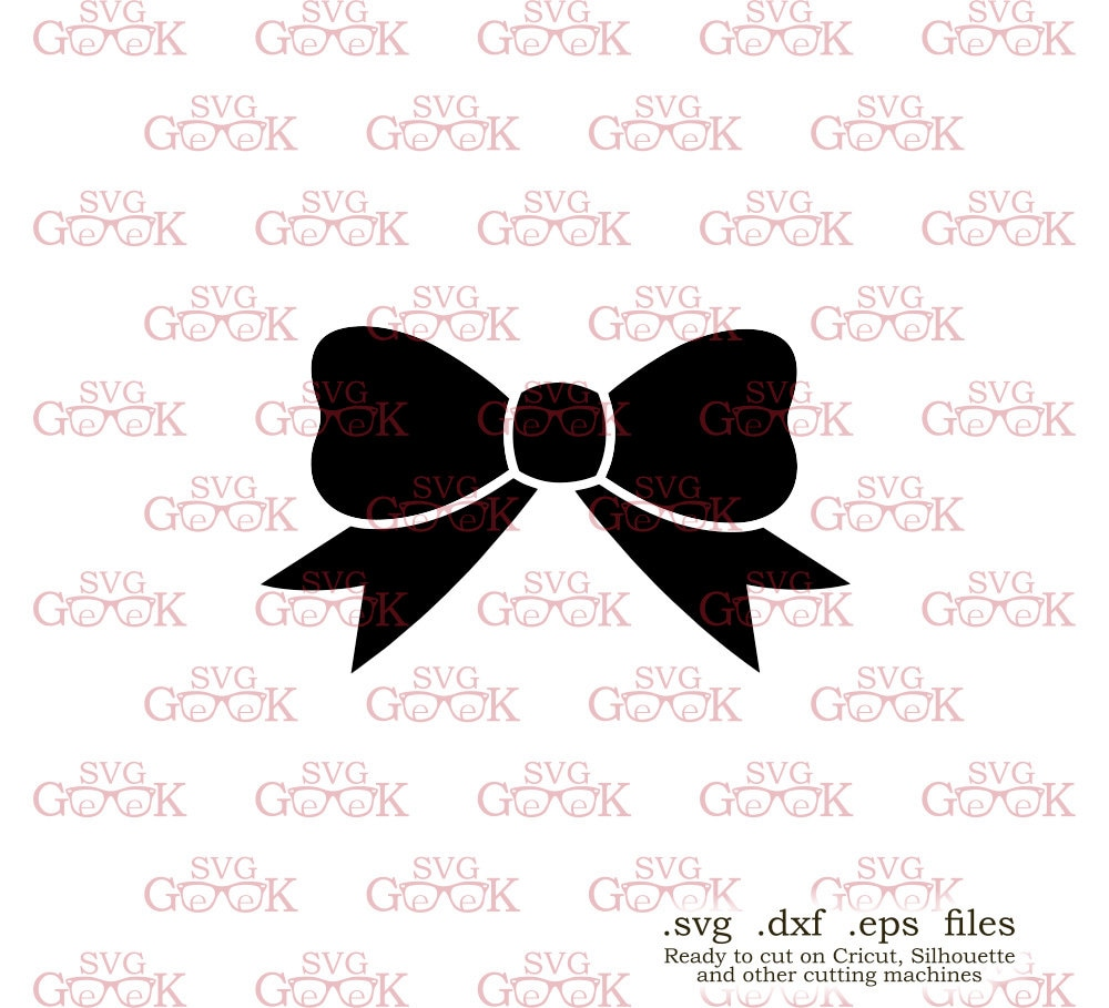 Download Bow SVG cut files svg cut files for use with Silhouette