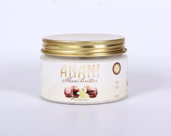 Anani Whipped Shea Butter with Tahitian Vanilla