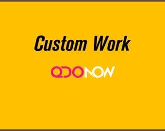 Blogger / Wordpress Custom Work