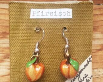 Peaches Earrings