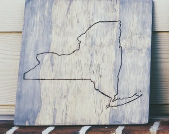 Burned State - New York