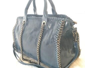 Handmade Italian handbag