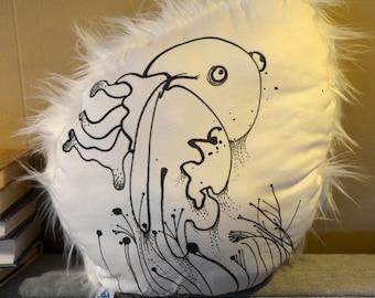 Creature Pillow C
