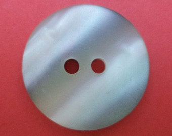 10 buttons 18mm light grey (1271) gray button