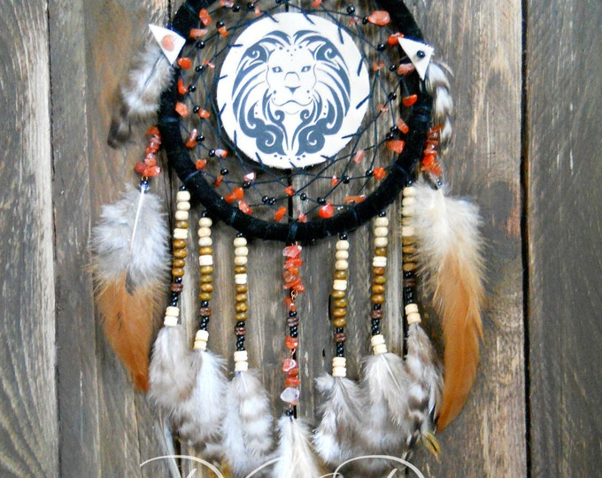 Dream catcher for car, Pendant car, keychain, zodiac Leo, Dreamcatcher, Dream catcher, large dream catcher, dream catcher large