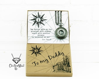 Dad Gifts for Dad Father birthday Gifts for father Dad gifts from daughter Dad gifts from son Personalized dad Dad pocket watch New Dad gift