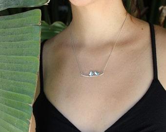 Dainty Bird Necklace