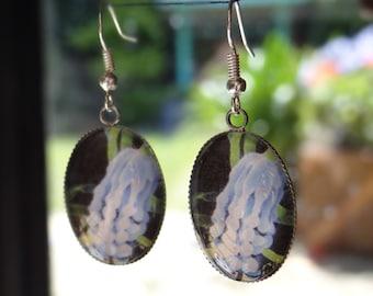 Penicillium earrings