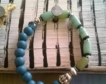 Bracelet Buddha boho style