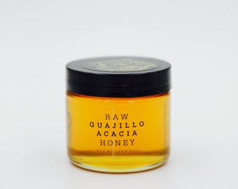 Raw Guajillo Honey 3oz