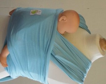 Baby Sling - Duck Egg Blue