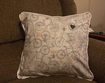 Kalamazoo Strong Bicycle Pillow