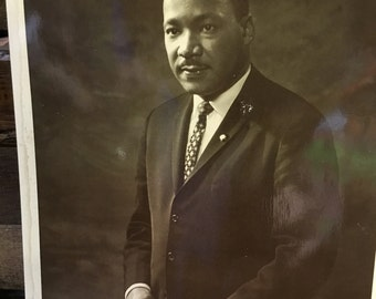 Picture of Martin Luther King Jr.