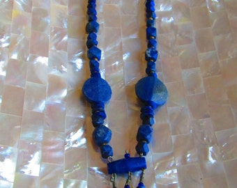 Brilliant Blue Lapis: JUST REDUCED 25%