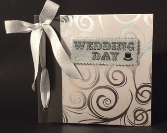 Wedding Theme - Paper Bag Album