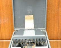 Stenography Vintage Court Reporting Machine With Case Short Hand by Stenotype with Original Case Stenograph Machine