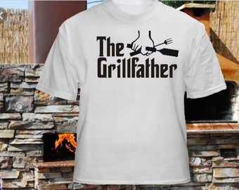 The Grillfather T Shirts