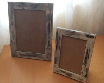 Farmhouse Style Picture Frames
