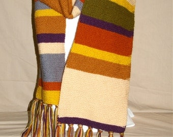 Doctor Who Scarf