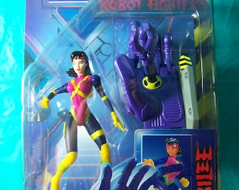 1996 Jubilee Action Figure (X-Men)