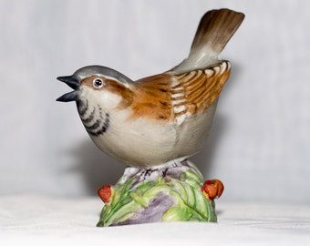 Royal Worcester Sparrow