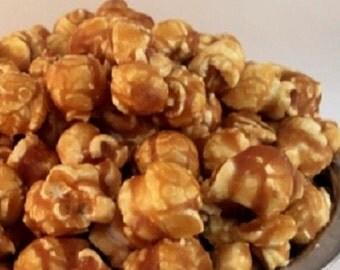 Gourmet Salted Caramel Popcorn
