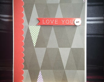LOVE YOU (blank)