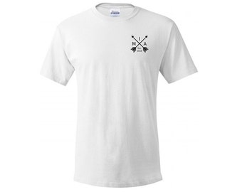 MIA Classic White T-Shirt
