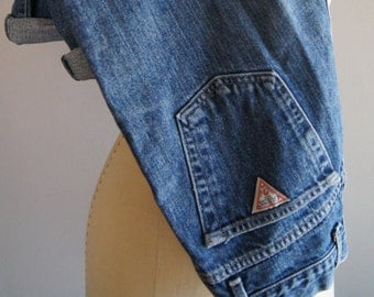 Vintage 90's Women's Stonewashed High Waist Skinny Jeans