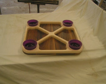 Chip and Dip Tray