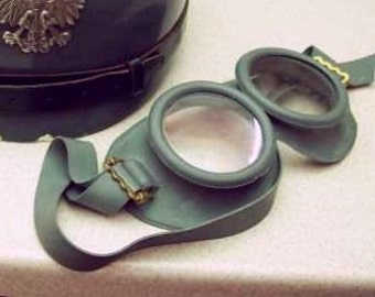 Cosplay goggles, fallout cosplay, helmet goggles, motorcycle goggles, steampunk googles,