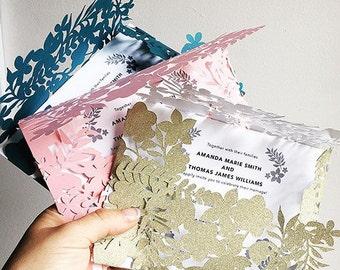 Lace Envelopes