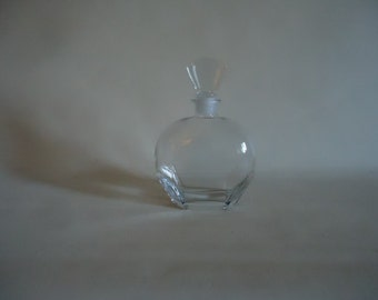 Large Glass Display Perfume Bottle