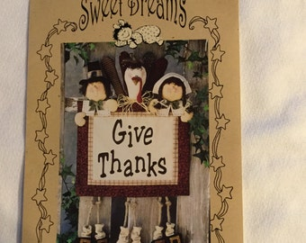 Thanksgiving Blessings by Sweet Dreams