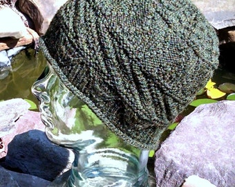 Traveler Hat Knitting Pattern